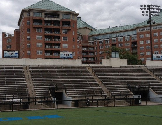 hopkins homewood field stadium