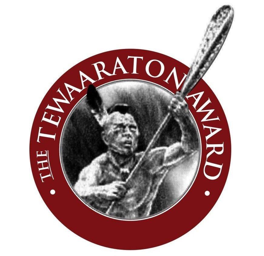 tewaaraton logo