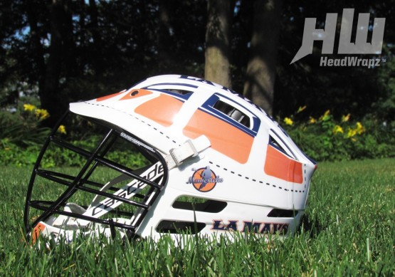LA Mavs HeadWrapz Old School