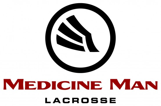 Medicine Man Lacrosse Logo