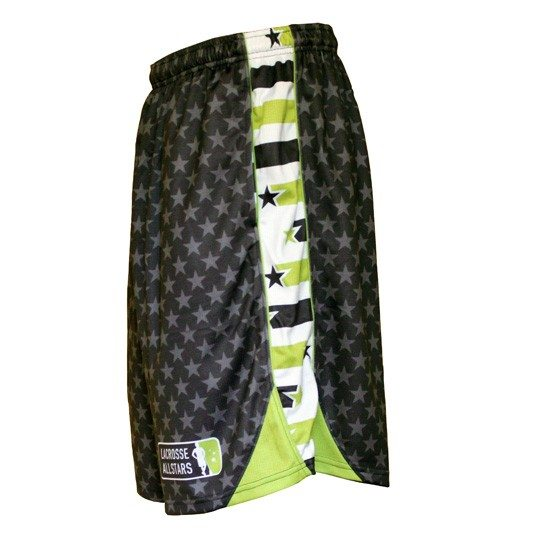 LAS Clubber Shorts - Left Side