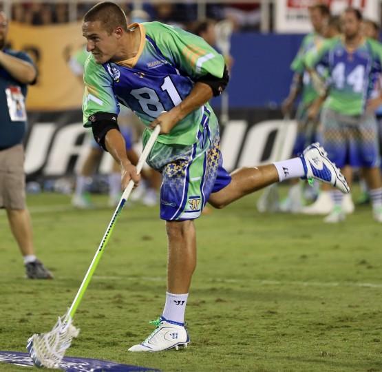 kyle hartzell 111 mph lacrosse shot