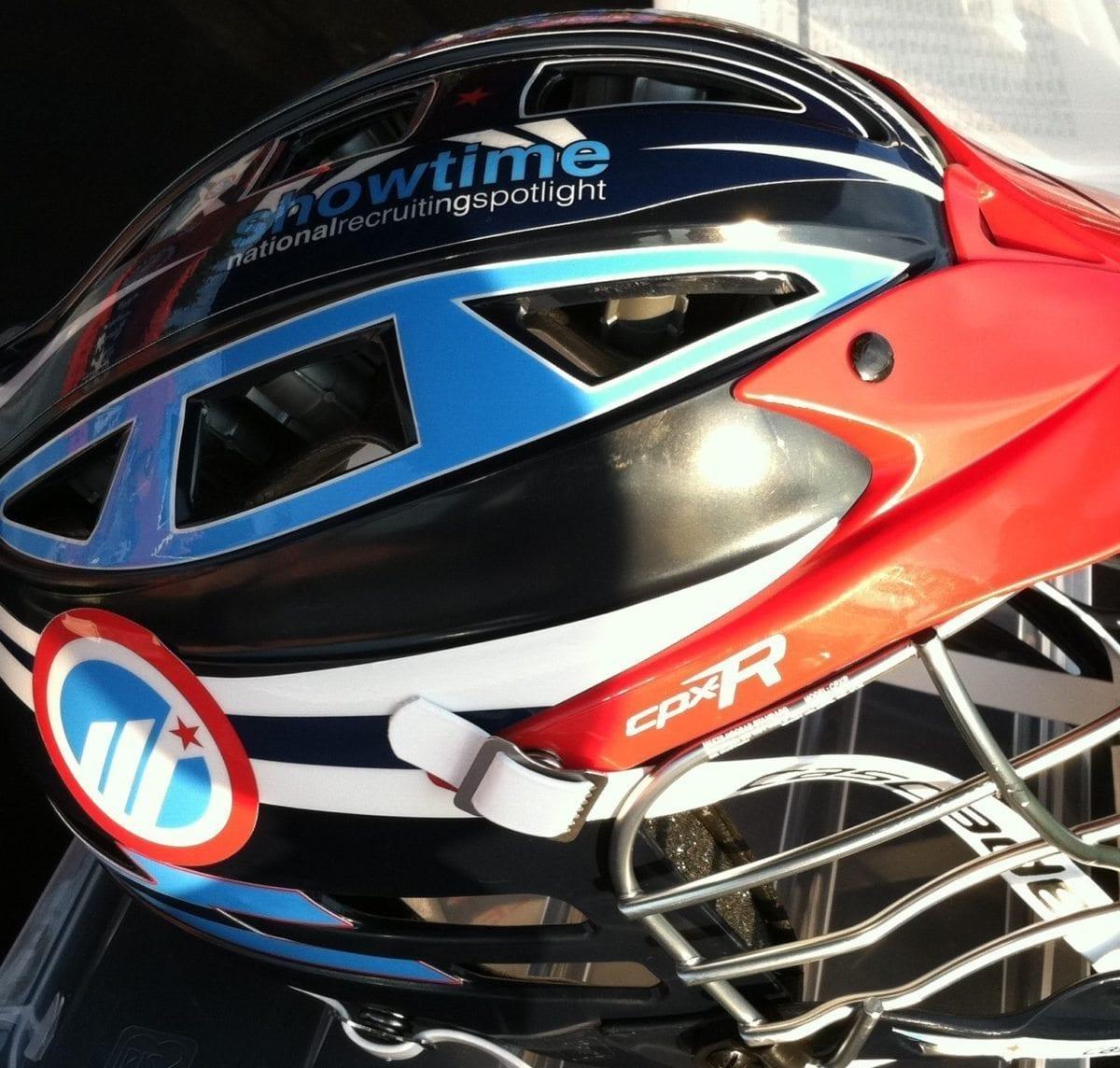 maverik cascade lacrosse helmet