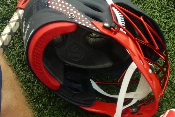 usa u19 lacrosse helmet gloves shoes warrior lacrosse