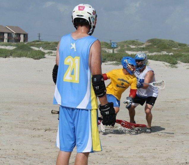 Philippines Beach Lacrosse