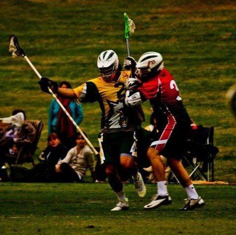 Callum Robinson wembley lacrosse club
