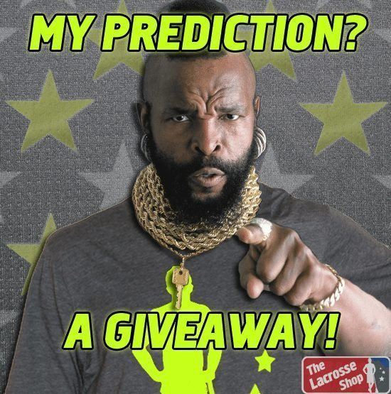 Clubber Lang Monday Giveaway