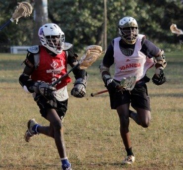 Playing-hard-Uganda lacrosse