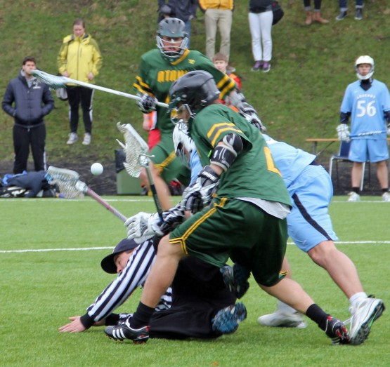 NTNUI Lacrosse in Norway