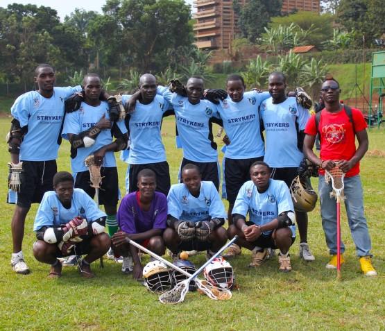 Strykers Team Uganda Lacrosse
