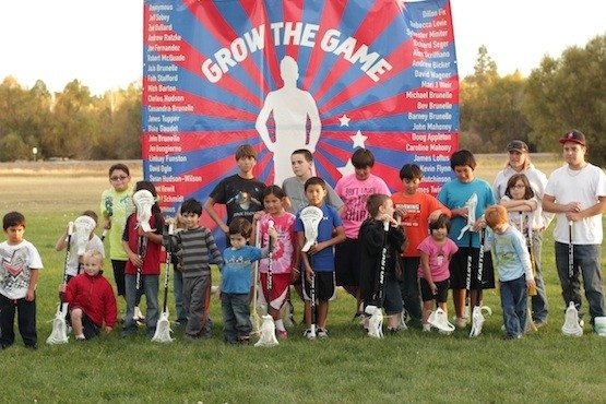 Young Players at Flathead Reservation