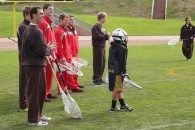 Youth Clinic at 2012 San Francisco Fall Lacrosse Classic