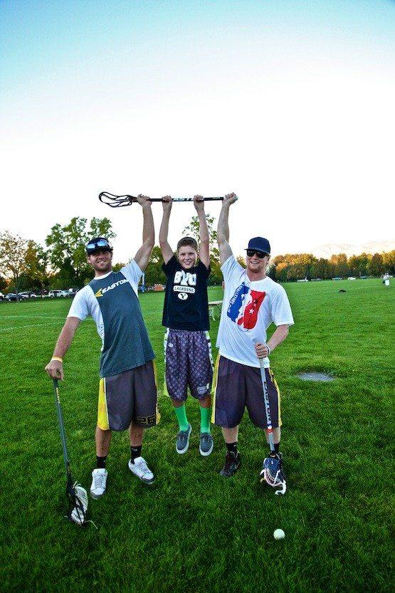 Henry, Alex, Matt