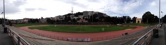 Kezar Stadium - San Francisco Fall Lacrosse Classic