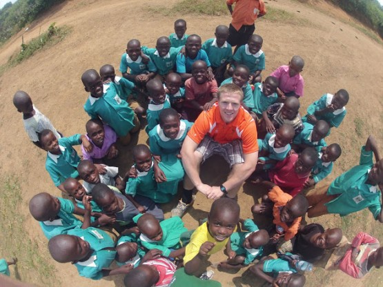 Tom Schreiber Uganda Lacrosse