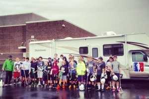 GTG Lacrosse Clinic in Hermiston, Oregon
