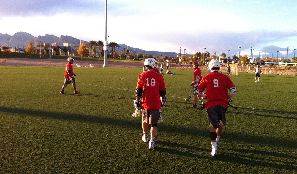 Team LAS vs. South Bay