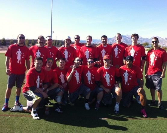 laxAllstars team photo