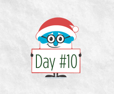 12 Days of Laxmas - Day 10