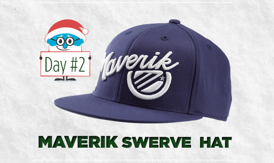 Maverik Swerve Hat
