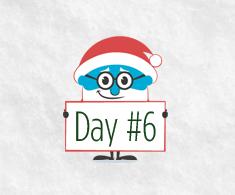 12 Days of Laxmas - Day 6