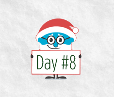 12 Days of Laxmas - Day 8