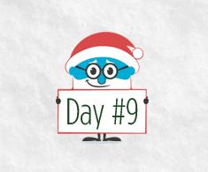 12 Days of Laxmas - Day 9