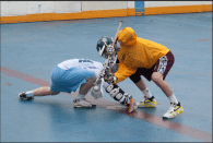 NYC Box Lacrosse - Patrick Greene
