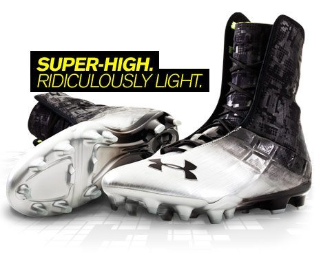 """UNDER ARMOUR """"CAM'S NIGHT OUT"""" COMMERCIAL AND THE 2012 PRO BOWL HIGHLIGHT CLEATS"""