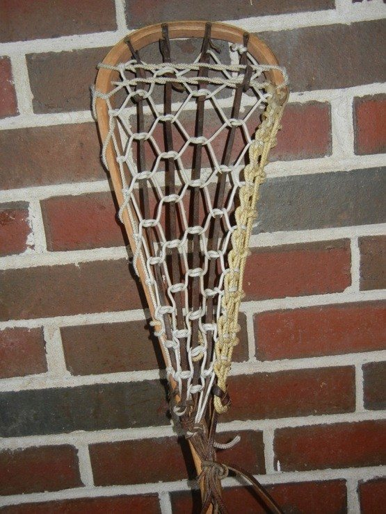 Brine Classic Cup before restringing