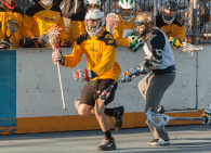 NYC Box Lacrosse - Gabe Kelley - Photo Credit: Bill Schick