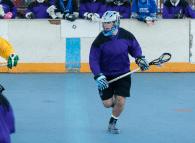 NYC Box Lacrosse - Matt Witko - Photo Credit: Bill Schick