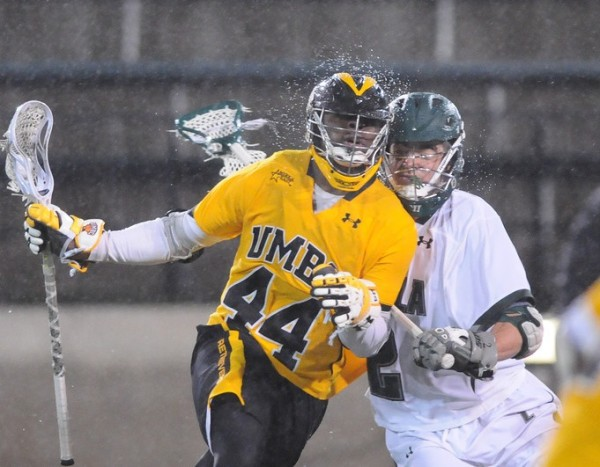 UMBC kept coming, but Loyola imposed their well nicely in the 3rd.