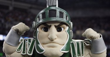 Sparty the Spartan