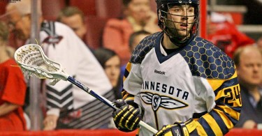 Minnesota Swarm NLL Larry Palumbo