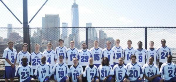 ASA College Lacrosse - 2013