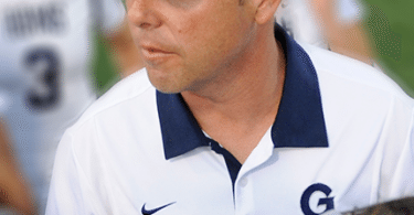 Ricky Fried, Georgetown Women's Lacrosse Coach