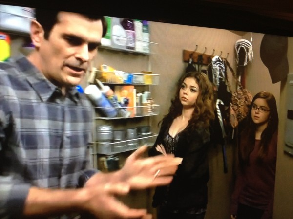 Spotted: Lacrosse on Modern Family