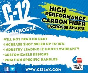 C-12 Lacrosse Shaft Information