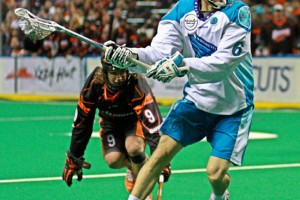 Rochester Knighthawks vs. Buffalo Bandits NLL Photo Credit: Larry Palumbo
