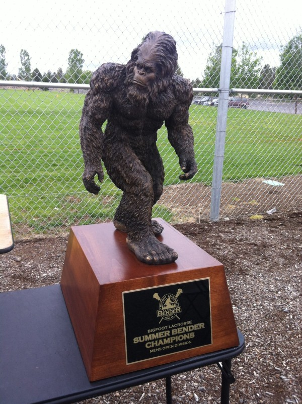 Bigfoot Summer Bender Trophy