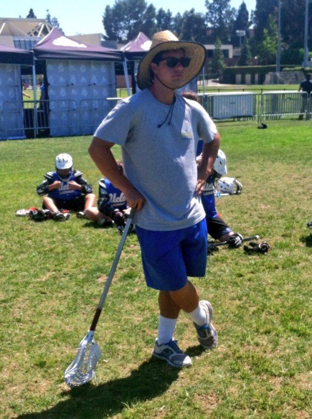 Sam May, UCLA Lacrosse