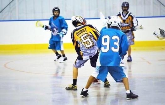 Jr. NLL Swarm vs. Knighthawks