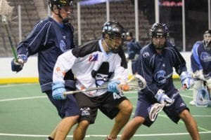 Chicago Outlaws Colorado Sabertooth