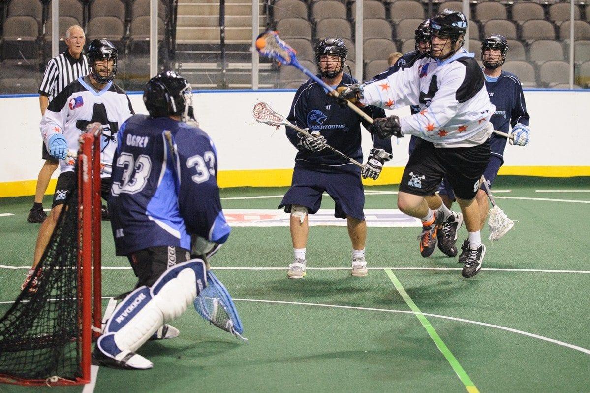 CI2L Semi-Pro Box Tournament - Sears Center - Lacrosse All Stars
