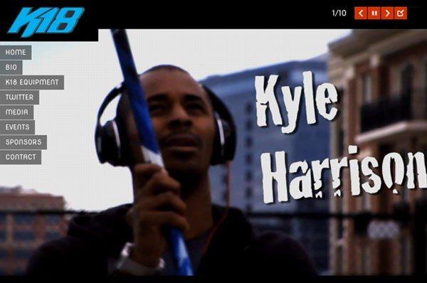 Kyle Harrison