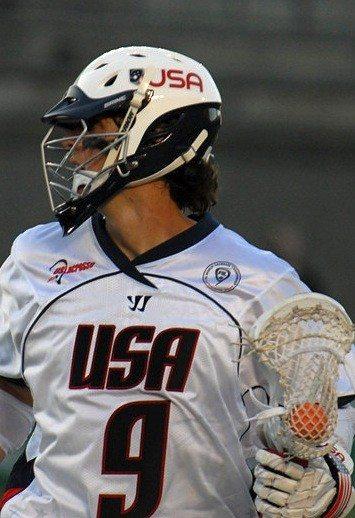 Team USA Men's Lacrosse 2014