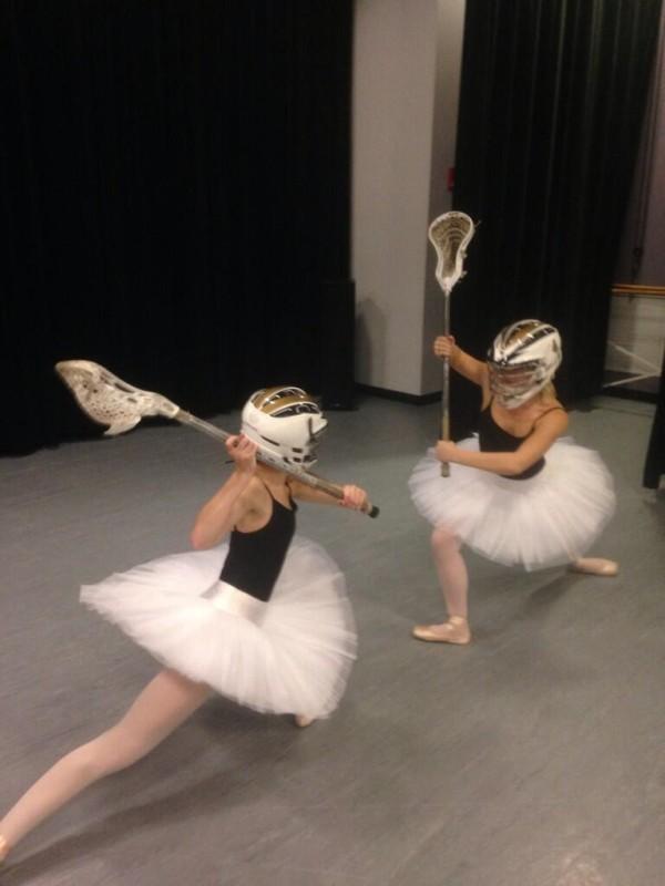Ballet Lacrosse