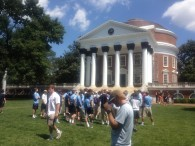 With Dallas select at UVA.