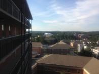 The Dean Dome.